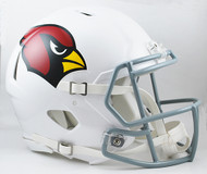 Arizona Cardinals NEW Riddell Full Size Authentic SPEED Helmet