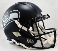 Seattle Seahawks SPEED Riddell Full Size Replica Helmet