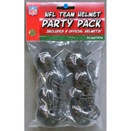 Atlanta Falcons Gumball Party Pack Helmets (Pack of 8)