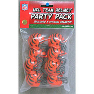 Cincinnati Bengals Gumball Party Pack Helmets (Pack of 8)