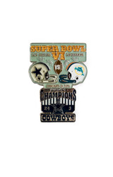 Super Bowl VI (6) Commemorative Lapel Pin