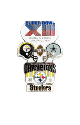 Super Bowl XIII (13) Commemorative Lapel Pin