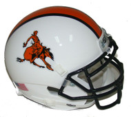 Oklahoma State Cowboys Bucking Cowboy Schutt Mini Authentic Helmet