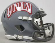 UNLV Runnin Rebels NCAA Riddell SPEED Mini Helmet