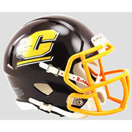 Central Michigan Chippewas Revolution SPEED Mini Helmet