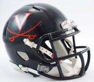 Virginia Cavaliers NCAA Riddell Speed Mini Helmet