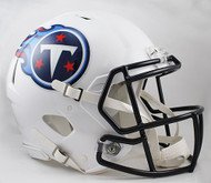 Tennessee Titans NEW Riddell Full Size Authentic SPEED Helmet