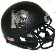 Memphis Tigers Alternate Black Schutt Mini Authentic Helmet