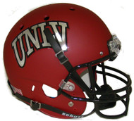UNLV Runnin Rebels Alternate Red Schutt Full Size Replica Helmet