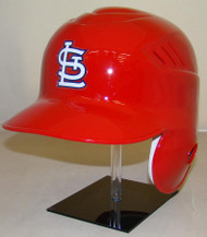 Saint Louis Cardinals Red Home Rawlings Coolflo LEC Full Size Baseball Batting Helmet