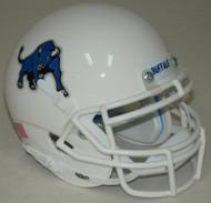Buffalo Bulls Alternate White Schutt Mini Authentic Helmet