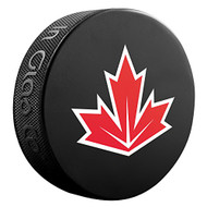 2016 World Cup of Hockey Team Canada Logo Souvenir Hockey Puck