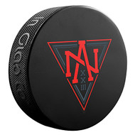 2016 World Cup of Hockey Team North America Logo Souvenir Hockey Puck