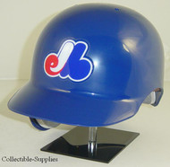 Montreal Expos Rawlings All Blue REC Throwback Full Size Baseball Batting Helmet