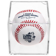 DAVID ORTIZ 500 HOME RUNS COMMEMORATIVE BOSTON RED SOX MLB BASEBALL IN RETAIL CUBE