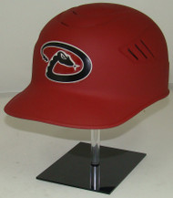 Arizona Diamondbacks Matte Red Rawlings NEC Full Size Baseball Batting Helmet