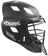 Diamond Edge Core Hockey Style Cather's Helmet (Small) DCH-EDGE CX SM