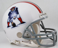 New England Patriots 1965-81 Riddell Mini Helmet