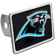 CAROLINA PANTHERS NFL TRUCK TRAILER HITCH COVER