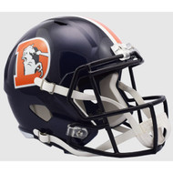Denver Broncos 2016 Color Rush SPEED Riddell Full Size Replica Helmet