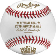 (Dozen) 2016 World Series MLB Rawlings Official Baseballs