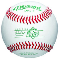 Diamond Pony League Baseballs (Dozen) DPL-1