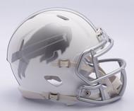 NFL Denver Broncos Riddell Ice Alternate Speed Mini Replica Helmet