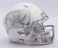 NFL Tampa Bay Buccaneers Riddell Ice Alternate Speed Mini Replica Helmet