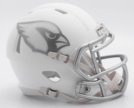 NFL Arizona Cardinals Riddell Ice Alternate Speed Mini Replica Helmet