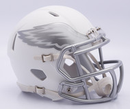 NFL Philadelphia Eagles Riddell Ice Alternate Speed Mini Replica Helmet