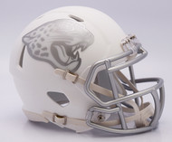 Jacksonville Jaguars Riddell Ice Alternate Speed Mini Replica Helmet