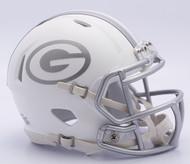 NFL Green Bay Packers Riddell Ice Alternate Speed Mini Replica Helmet