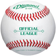 Diamond Official League Leather Baseballs (Dozen) D-OB