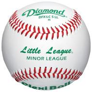 Diamond DFX-LC5 LL Little League Minor League Baseballs(Dozen)