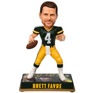 "Brett Favre Green Bay Packers 8"" Limited Edition Bobble Head Doll"