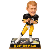 "Terry Bradshaw Pittsburgh Steelers 8"" Limited Edition Bobble Head Doll"