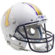 LSU Tigers Alternate Gridiron Gold Schutt Full Size Replica Helmet