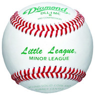 Diamond DLL-1 MC Little League Baseballs (Dozen)