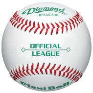 Diamond DFX-LC5 OL Official League Baseballs(Dozen)