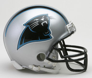 Carolina Panthers 1995-2011 Throwback Riddell Mini Helmet