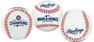 1 Dozen 2016 MLB World Series Chicago Cubs Champions Collectible Souvenir Replica Baseballs by Rawlings