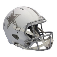Dallas Cowboys ALTERNATE ICE SPEED Riddell Full Size Replica Helmet
