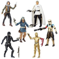 Star Wars The Black Series 6-Inch Action Figures Wave 8 Case