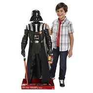 "Star Wars 48"" Darth Vader Motion Activated Lights & Sound Battle Buddy Action Figure"