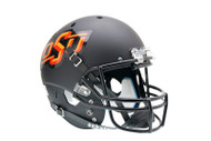 Oklahoma State Cowboys Black Schutt Full Size Replica Helmet