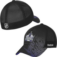 Reebok Los Angeles Kings 2Nd Season Stretch Fit Hat Large/X Large