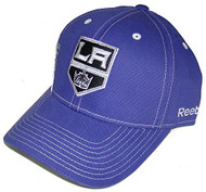 Reebok Los Angeles Kings NHL Ajustable Hat Cap