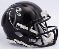Atlanta Falcons 2016 Tribute Color Rush Revolution SPEED Mini Helmet