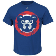 Chicago Cubs Cooperstown Rooted in Nostalgia Blue Men's T-shirt