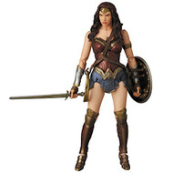 Medicom Batman v Superman: Dawn of Justice: Wonder Woman MAF EX Action Figure